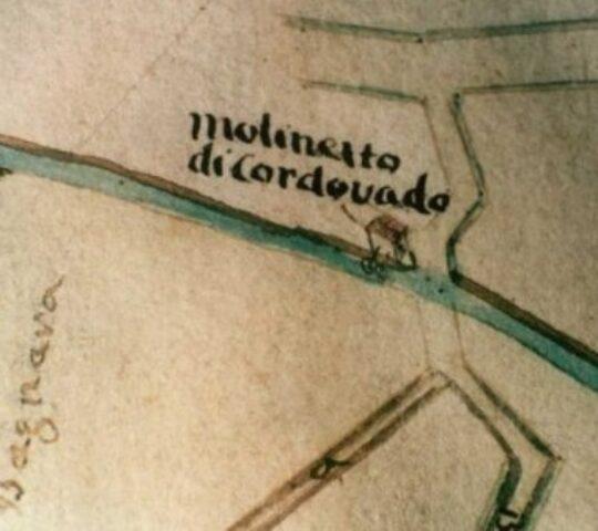 Mulino ex Segalotti – Cordovado