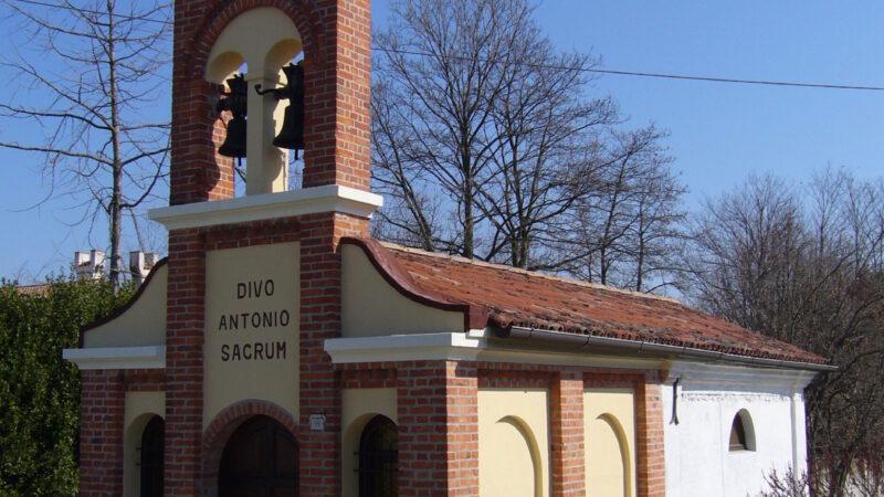 Strada di tabernacoli, oratori e chiesette campestri