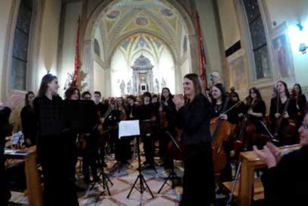 CONCERTO DI NATALE DEL LICEO MUSICALE XXV APRILE DI PORTOGRUARO