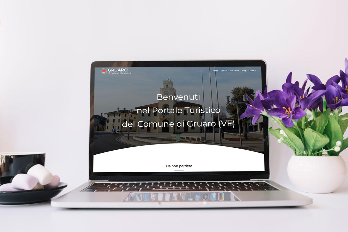Gruaro un paese da vivere: il nuovo portale turistico del Comune di Gruaro